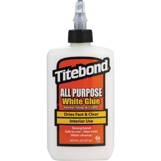 Titebond 8 Oz. White All-Purpose Glue