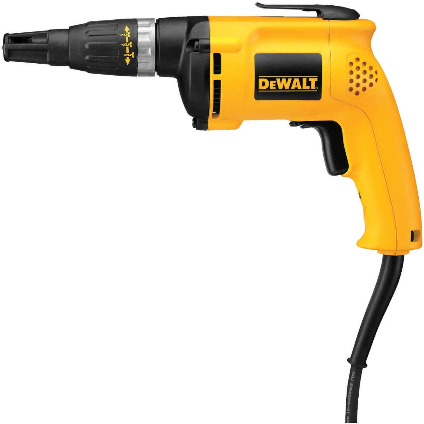 DeWalt 6A/5300 rpm 60 In./Lb. Torque Electric Screwgun Image 1