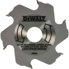 DeWalt 4 In. 6-Tooth Carbide Plate Joiner Blade Image 1