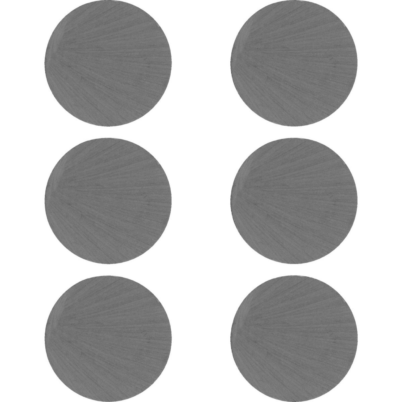 Master Magnetics Ceramic 1 in. Magnetic Discs (6-Pack) Image 1