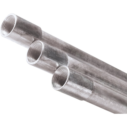 Allied Tube 1/2 In. x 10 Ft. Rigid (GRC) Metal Conduit