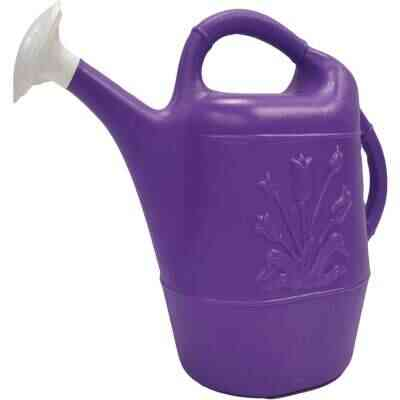 Union Products 2 Gal. Purple Poly Watering Can